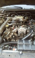 96-98 Mustang 4.6 SOHC engine