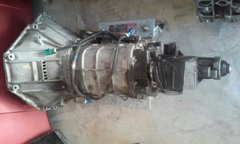 2001-04 Mustang Tremec 3650 5 speed transmission