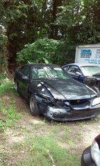 1998 Mustang v6 5 speed