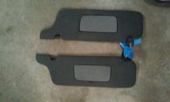 94-04 Mustang coupe sunvisors