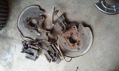 94-04 Mustang rear disc brake conversion