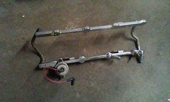 94-95 Mustang Gt 5.0 fuel rails