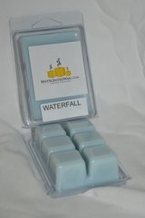Waterfall Triple Scented Wax Melts (6 Cubes Per Shell)