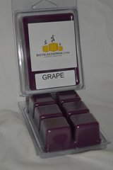 Grape Triple scented Wax Melts (6 Cubes Per Shell)