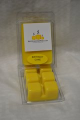 Birthday Cake Triple Scented Wax Melts (6 Cubes Per Shell)