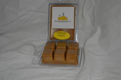 Caramel Candy Triple Scented Wax Melts (6 Cubes Per Shell)