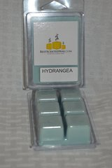 Hydrangea Triple Scented Wax Melts (6 Cubes Per Shell)