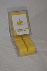 Spring Air Triple Scented Wax Melts (6 Cubes Per Shell)