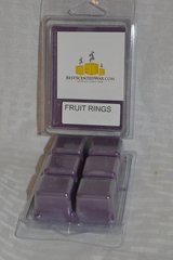 Fruit Rings Triple Scented Wax Melts (6 Cubes Per Shell)