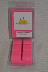 Japanese Cherry Blossom Triple Scented Wax Melts (6 Cubes Per Shell)