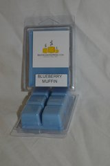 Blueberry Muffin Triple Scented Wax Melt (Six Cubes Per Shell)