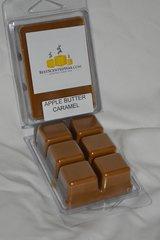 Apple Butter Caramel triple scented wax Melts(6 Cubes Per Shell)