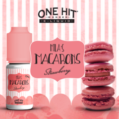 STRAWBERRY BY MILA'S MACAROONS 10ml