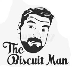 The Biscuit Man 80ml Shortfill Juice Range