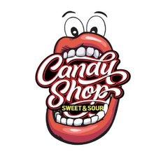 Candy Shop 100ml 0mg Juice Range