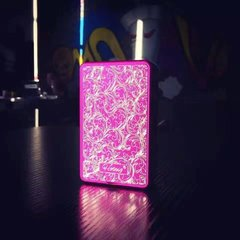 Hotcig R150 Fully Engraved PURPLE