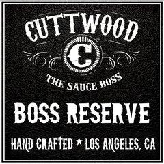Cuttwood - The Sauce Boss 50ml Shortfill Juice Range