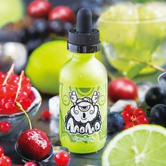 MOMO Lime-berry E-liquid 50ml 0mg with extra flavoring