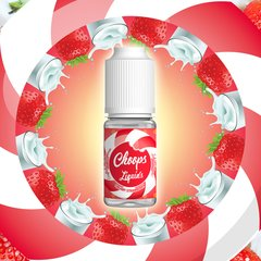 Creamy Strawberry by Choops Liquids 10ml