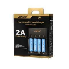 Golisi O4 2A Input Smart Charger