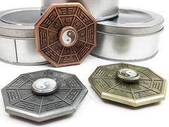 Fidget Spinner Design 10 (Brass)