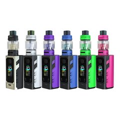 IJOY Captain X3 324w Kit comes with 3 x Ijoy 20700 Batteries