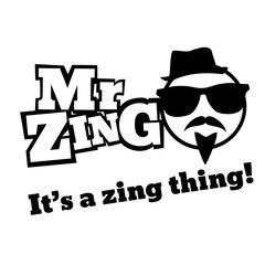 MR ZING 50ml Shortfill Juice Range
