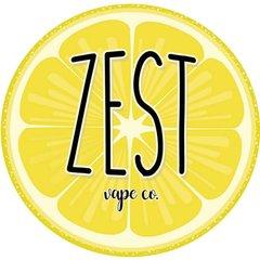 Zest Vape Co 100ml 0mg Juice Range