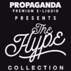 The Hype Collection 50ml Shortfill Juice Range bu Propoganda Eliquids
