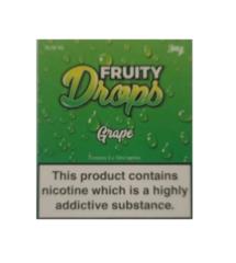 Fruity Drops Grape 10ml