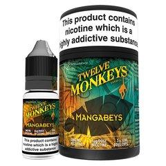 Twelve Monkeys - Mangabeys 3 x 10ml By Twelve Monkeys Co