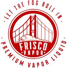 Frisco Vapor - The Rock - 50ml Shortfill