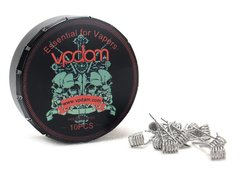 Vpdam Prebuilt Quad Coil 10 Pieces
