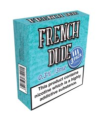 French Dude - 30ml TPD Multipack