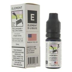 Element Emulsions Dripper Pink Lemonade + Key Lime Cookie - 03mg - 10ml