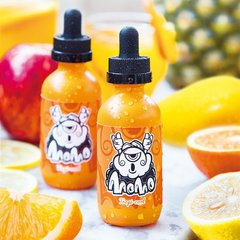 MOMO Tropi-cool E-liquid 50ml 0mg with extra flavoring
