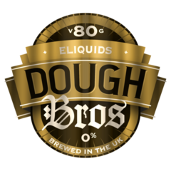 Dough Bros 80ml Shortfill Juice Range