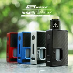 Hotcig RSQ Squonker with Waterproof HM Chip - Designed By Rig Mod