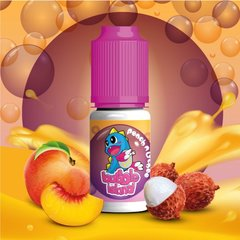 PEACH N LYCHEE BY BUBBLE ISLAND 10ml