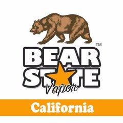 Bear State Vapor 50ml Shortfill Juice Range