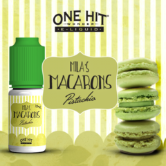 PISTACHIOS BY MILA'S MACAROONS 10ml