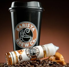 Barista Brew Co - Salted Caramel Mocchiato 60ml 0mg