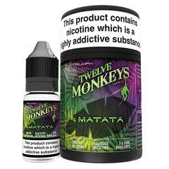 Twelve Monkeys - Matata 3 x 10ml By Twelve Monkeys Co
