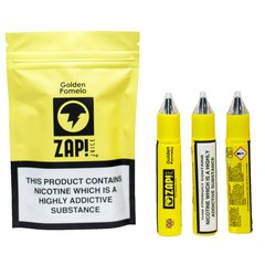 Zap Juice Golden Pomelo 3mg - 30ml (3x10ml)