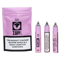 Zap Juice Purple Slushie 3mg - 30ml (3x10ml)