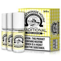 Traditional By The Lemonade House 3 x 10ML