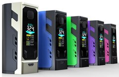 IJOY Captain X3 324w Mod comes with 3 x Ijoy 20700 Batteries