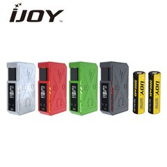 IJOY EXO PD270 Box Mod with 20700 Batteries