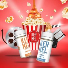 Kernel Popcorn - 100ml Shortfill Juice Range