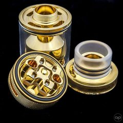 Gold Dotmod Petri RTA 24mm (Styled)